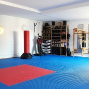 Neuer Mattenboden - Kampfsport - Selbstverteidigung