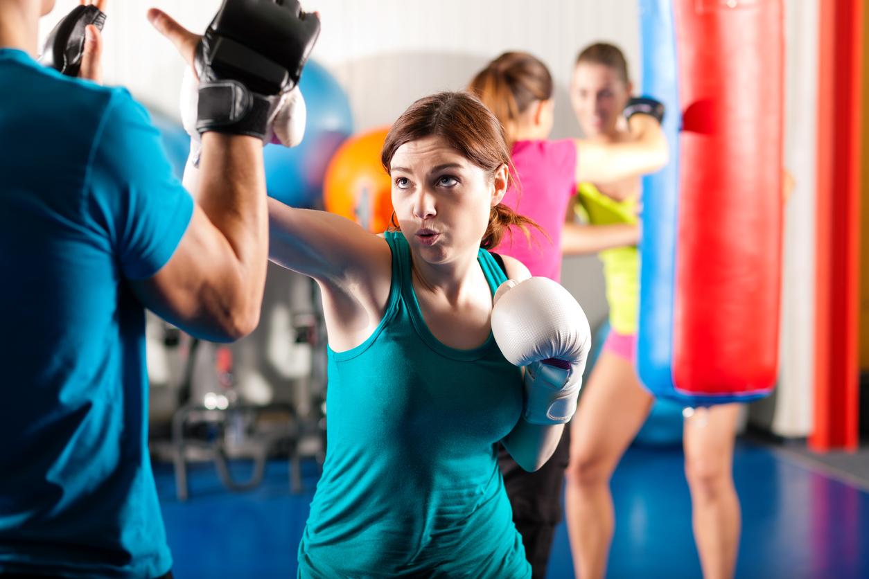 Kampfsport - Selbstverteidigung - Kampfkunst - Spass
