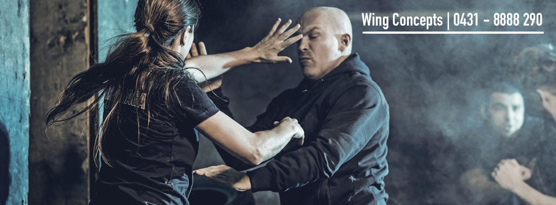 Intensivlehrgang - Protection - Kampfsport - Kampfkunst - Selbstverteidigung - Sicherheit