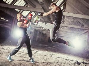 Bessere Reaktionen im Kampfsport
