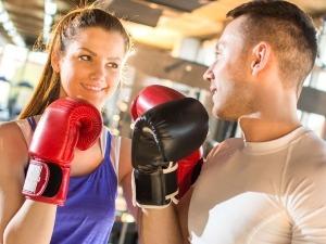 Stress durch Kampfsport abbauen