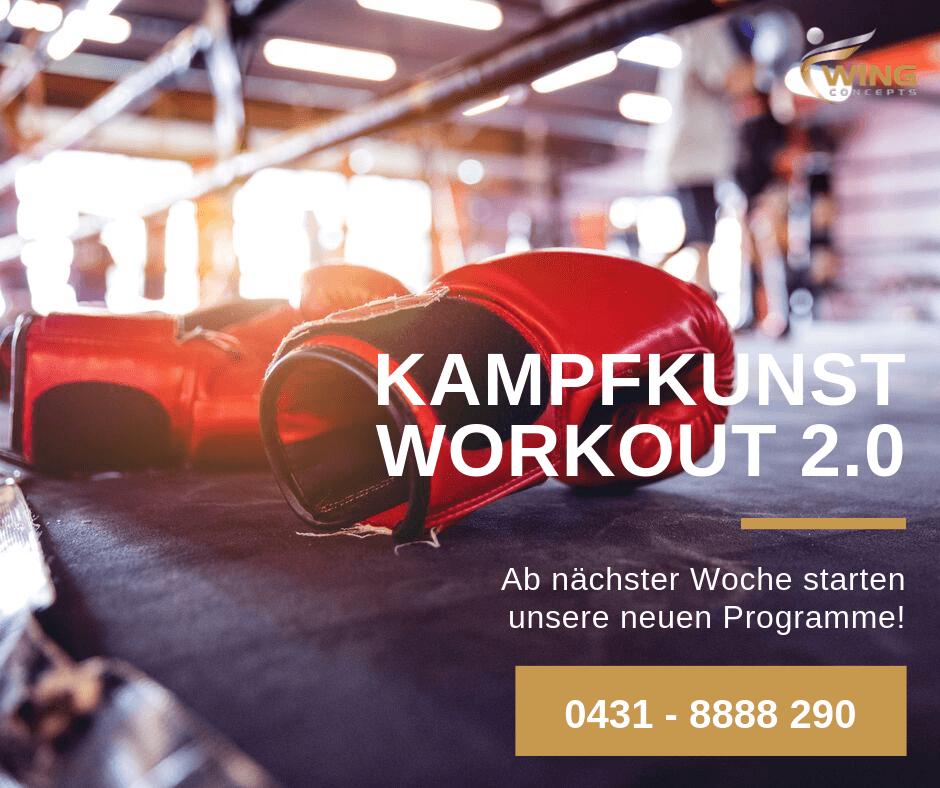 Fitness - Kampfsport - Workout - Kiel