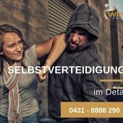 Selbstverteidigung im Details- Sicherheit - Kiel