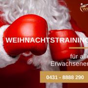 Weihnachtstraining - Selbstverteidigung - Kampfsport - Kampfkunst - Kiel