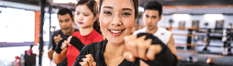 Das ganze Jahr ist Januar! – Kiel - Kampfsport - Selbstverteidigung - Fitness